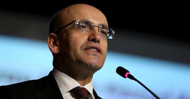 Başbakan Yardımcısı Şimşek: Ekonomimiz OVP'de öngördüğümüz seviyede büyüdü