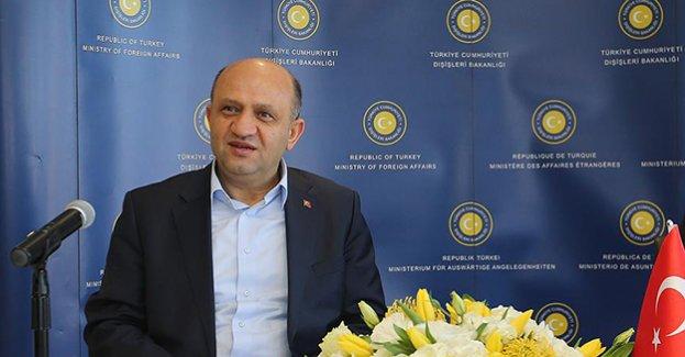 'ABD ve Türkiye arasında 17,5 milyar dolarlık ticaret hacmi oluştu'