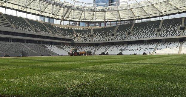 Beşiktaş, stad açılışı ile borsada zirvede