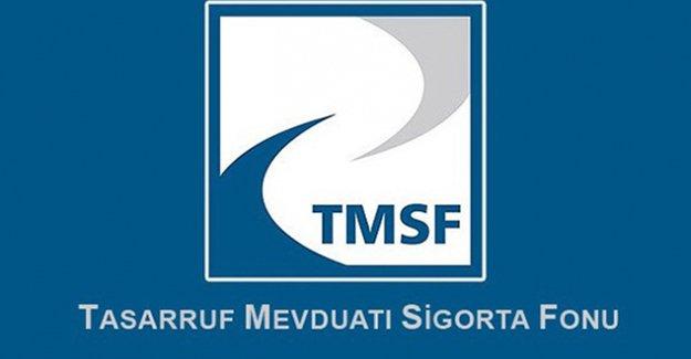 TMSF'den Hazine'ye 30 milyon dolarlık ödeme