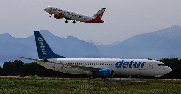 Uçakla turist getirene verilecek teşvik usulleri belirlendi