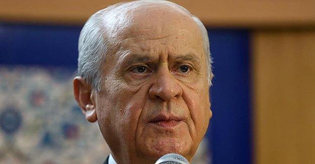 MHP Genel Başkanı Bahçeli: Türkiye ABD'nin 53. eyaleti değildir