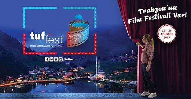 Trabzonun Uluslararası Film ve Kültür Sanat Festivali Var