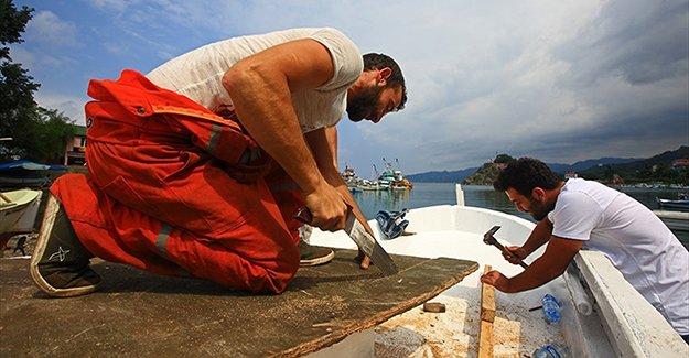 """Balıkçılar yarın gece """"vira bismillah"""" diyecek"""