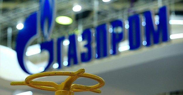Gazprom'un net karı yüzde 80 düştü