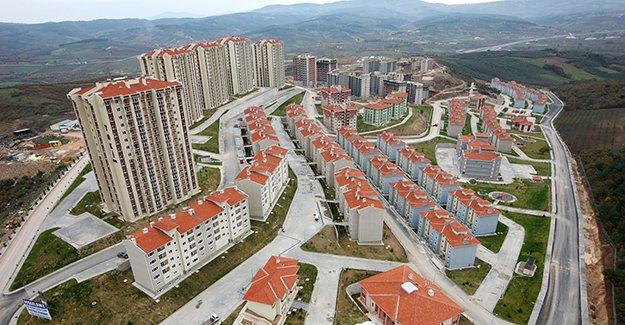 """Halkbank'tan TOKİ'nin """"Kapama Kampanyası""""na özel kredi"""