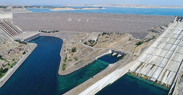 Türkiye'nin enerji lokomotifi: Atatürk Barajı