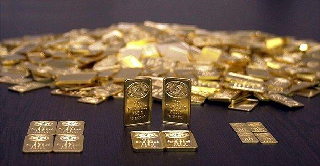 Altının onsu yaklaşık 1 yılın en yüksek seviyesini gördü