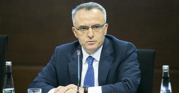 Maliye Bakanı Ağbal: 2018'de 74 bin personel alınacak