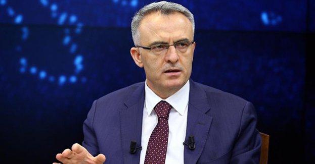 Maliye Bakanı Ağbal: İş gücü verileri ekonomideki canlanmayı teyit ediyor