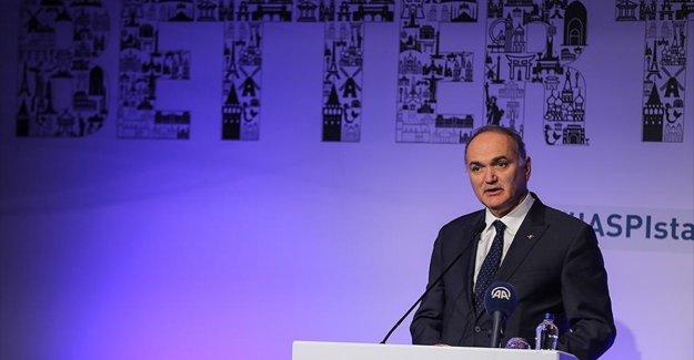'Önceliğimiz Türkiye'nin kendi sanayi devrimini gerçekleştirmesi'