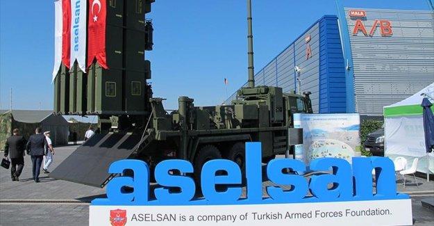 ASELSAN Ukraynalı şirketle 44 milyon dolarlık sözleşme imzaladı