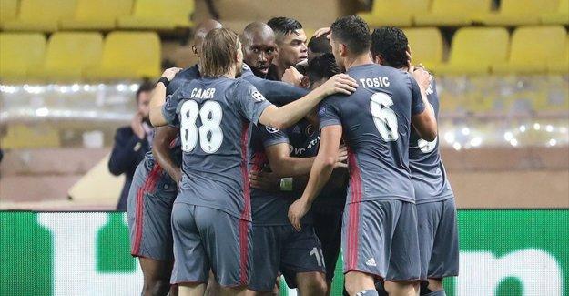 Beşiktaş'ın kasasına 40 milyon avro girdi