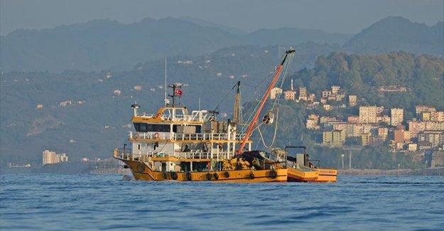 Doğu Karadenizli balıkçıların palamut beklentisi