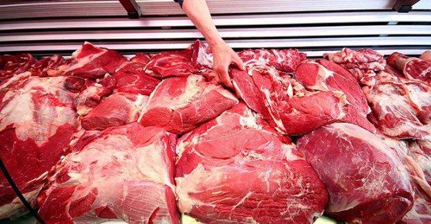 'Kırmızı et ithalatını sadece ESK yapıyor'