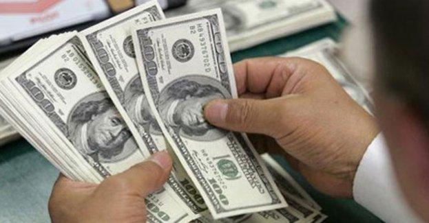 Merkez bankasının yıl sonu için beklentisi enflasyon 9.89,dolar 3.72 TL
