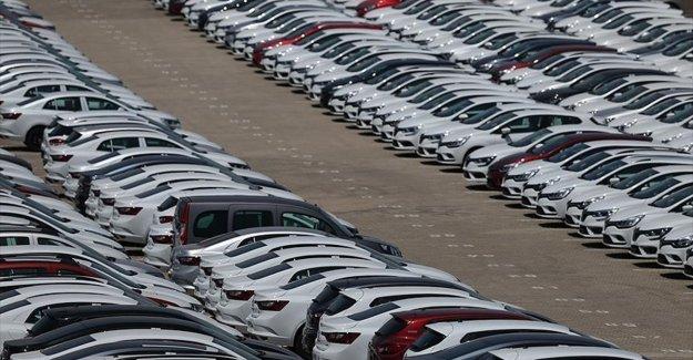 Otomobil ve hafif ticari araç pazarı yüzde 1 daraldı