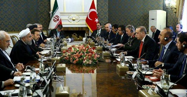 Türkiye-İran ilişkilerinde yeni dönem
