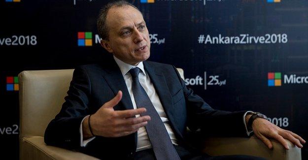 'Hedefimiz, Türkiye'de milyar dolarlık Türk yazılım şirketi yaratmak'