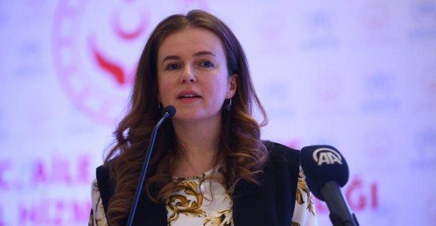 'Hedefimiz kadın istihdamını yüzde 41'e yükseltmek'