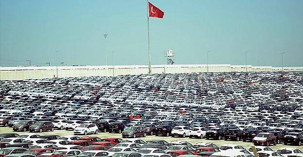 Otomotivde 9 ülkeye 'milyar dolarlık ihracat'