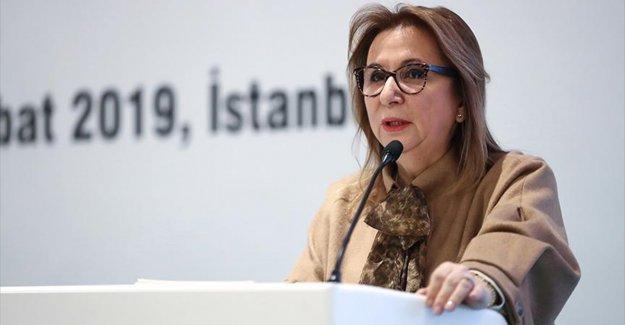 Ticaret Bakanı Ruhsar Pekcan: Türkiye'de yatırım ortamı yenilikçi alanlar barındırıyor