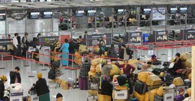 Bavul ticareti kayda alınıyor