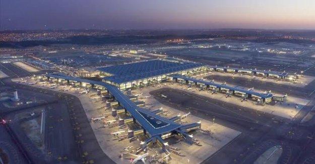 Bakan Turhan'dan son dakika İstanbul Havalimanı açıklaması!