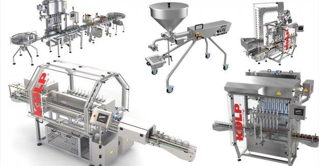 Dünya gıda sanayisi Türk makinelerine emanet