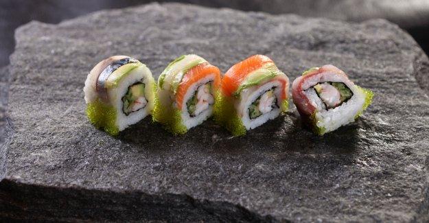 Hai Sushi'den Uzak Doğu mutfağını sevenlere özel menü