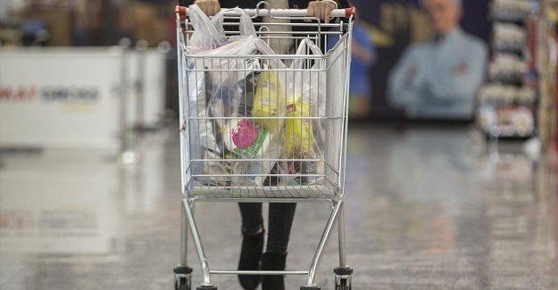 Enflasyon 26 ay sonra yeniden tek hanede