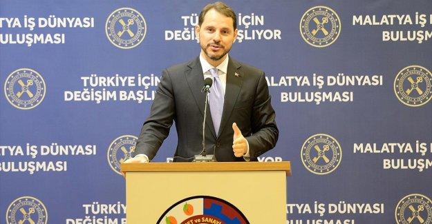 Hazine ve Maliye Bakanı Albayrak: 2019'u büyüme tarafında pozitif bir rakamla kapatacağız