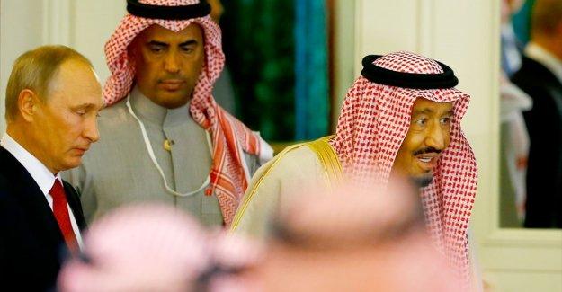 Putin'in Suudi Arabistan ziyaretinde masada ticaret ve Orta Doğu olacak