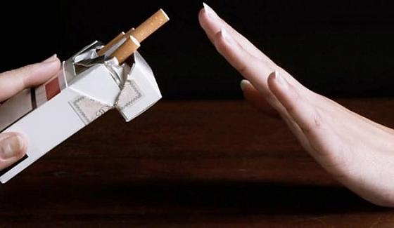 Sadece pakete değil her sigaraya uyarı