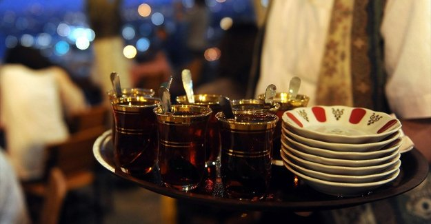 Türk çayı 10,7 milyon dolar kazandırdı