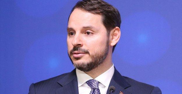 Hazine ve Maliye Bakanı Albayrak: 2019 yılını pozitif bir büyümeyle geride bırakacağız
