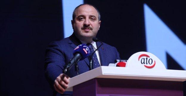 Sanayi ve Teknoloji Bakanı Varank: Sağladığımız destekler karşılığını buluyor