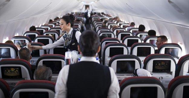 THY'nin yıl sonunda yolcu sayısının 77 milyonu bulması bekleniyor