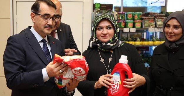 Yerli temizlik ürünü BORON yüzde 8'lik pazar payına ulaştı'