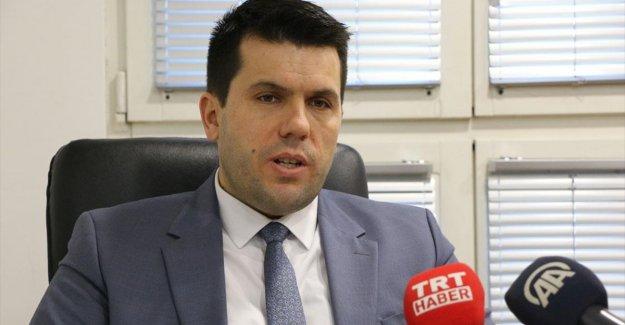 Kuzey Makedonya Devlet Bakanı Hasan: Türkiye her platformda Kuzey Makedonya'nın yanında durdu