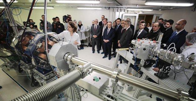 Türkiye'nin ilk uzay radyasyonu test altyapısı açıldı
