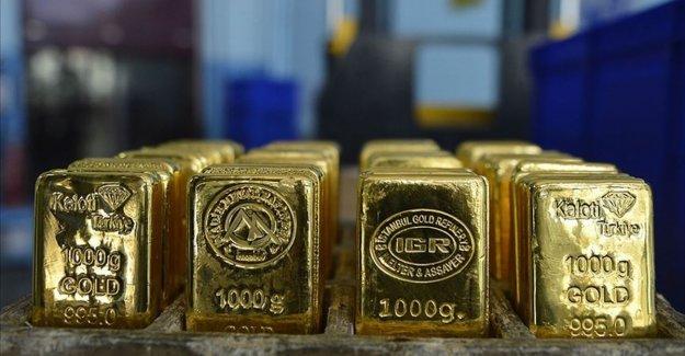 Altın yaklaşık 7 yılın zirvesinde