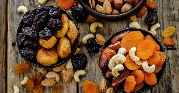 Güneydoğu'dan 221 milyon 721 bin dolarlık kuru meyve ihracatı