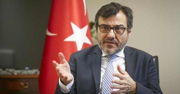 Türkiye'nin dış finansmanda 'coğrafi dağılımı' değişecek