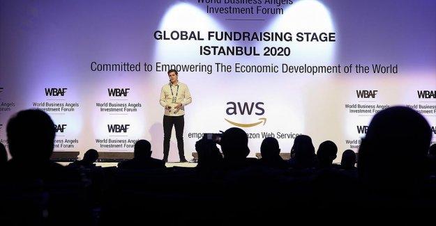 42 ülkeden 100 startup 'Küresel Fon Bulma Sahnesi'nde buluştu
