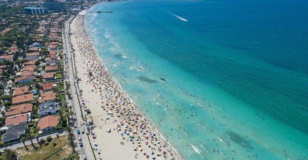 Çeşme Ege'nin turizm merkezi olacak