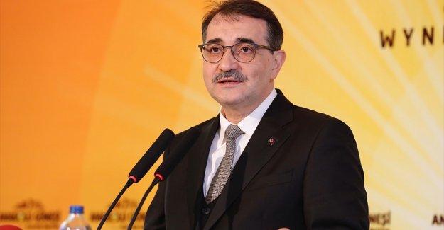 Enerji ve Tabii Kaynaklar Bakanı Dönmez: Üçüncü sondaj gemisi birkaç hafta içinde Türkiye'de olacak