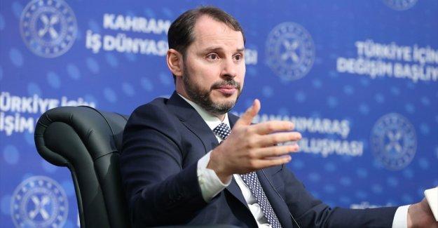Hazine ve Maliye Bakanı Albayrak: Böyle devam ederse büyüme beklentimizin üzerinde yaşanır