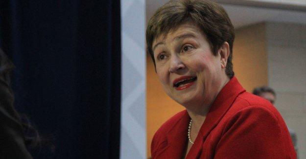 IMF Başkanı Georgieva'dan koronavirüse karşı küresel iş birliği çağrısı
