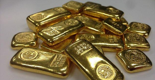 Küresel fonlardaki altın miktarı ocakta rekor seviyeye ulaştı
